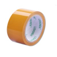 Color Brand Imprint Clear Tape