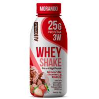 Whey Shake Strawberry 350g