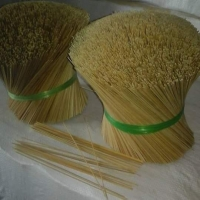 Round Bamboo Stick For Incense