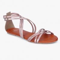 title='Women Solid Open Toe Flats Sandals'