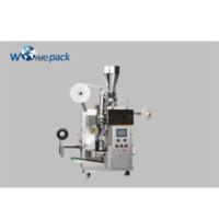 WE-SJB02 Nylon Pyramid Tea Packing Machine