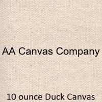 Cotton Canvas 10 Ounce Duck Fabric