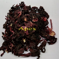 Dried Hibiscus Flowers Or Petals
