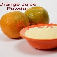 Orange Fruit Powder