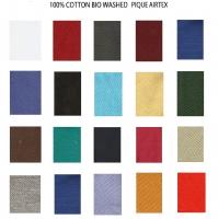 100% Cotton Thick Pique Airtex Fabric -240 Gsm