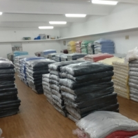 100% Cotton Thick Pique Airtex Fabric -220 gsm