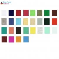 100% Cotton Single Jersey Fabric 160 Gsm