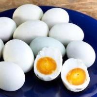 Egg Duck Salted Indoensia Origin