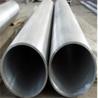 Customized Big Diameter Aluminum Pipe