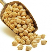 Salted Roasted Golden Chickpeas
