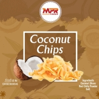Roasted Coconut Chips
