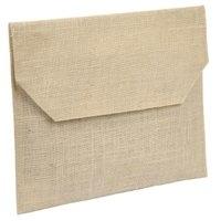 Jute Folio Bag