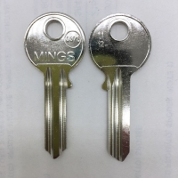 title='High Quality Ul050 / U5d Brass Key Blank'