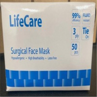 title='3 Ply Surgical Face Mask'