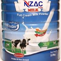 Infant Instant Full Cream Milk Powder Tin