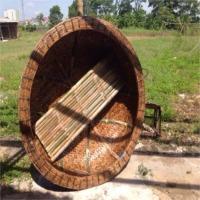 Bamboo Boat/ Bamboo Coracle