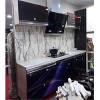 PVC Furniture For Kitchen Interior