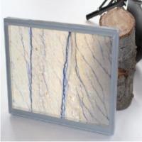IGU With Translucent Stone