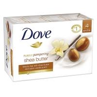 Dove Bar Shea Butter 4 Pack