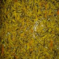 Marigold Petals Dry Yellow
