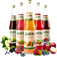 Juices,  Natural Juices - Galicia