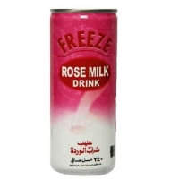 Rose Milk Drink