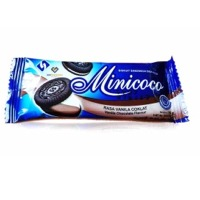 Minicoco Sandwich Biscuit 2 Flavours
