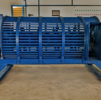 Coir Fiber Extract Machine