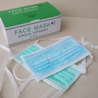 title='Surgical Disposable 3 ply N95 Mask'