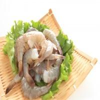Raw Vannamei White Shrimp