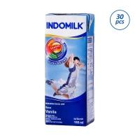Indomilk UHT Milk 190 ml TetraPak