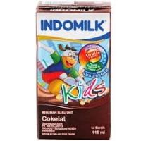 Indomilk UHT Milk 115 ml KIDS TetraPak