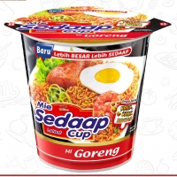 Mi Sedaap Cup Instant Noodle