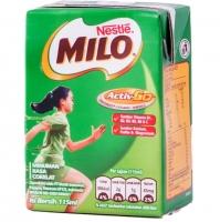 Milo UHT Chocolate Milk 115 ml & 190 ml