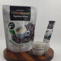 Indosedap Espresso White (Free Mug / Pouch)
