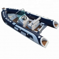 Rib420 Fiberglass Fishing Boat