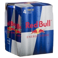 100% Original Redbull And Other Energy Drinks