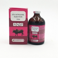 Nitroxinil 25% Injection For Cattle,  Sheep