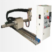 Console Machine For Thermal Cutting