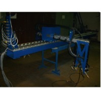 Machine For Cutting Slabs