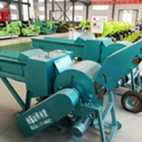 Crop Straw Rubbing Filament (Kneading Machine