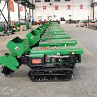 Multi - Functional Orchard Fertilizer Applicator