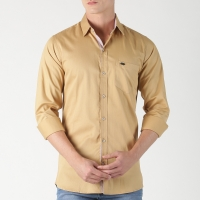 title='How's It Cotton Casual Slim Fit Shirt'