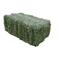 Hay Alfalfa Bale