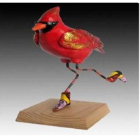 Decorative Bird Statue