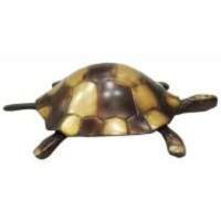 Brass Tortoise Show Piece