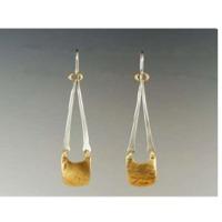 Fashionable Metal Ear Ring