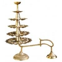 Brass Ganga Arti (Diya)
