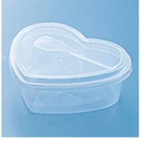 Heart Shaped Food Containers