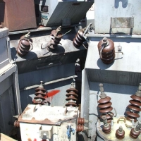 Used Electric Transformers Scrap